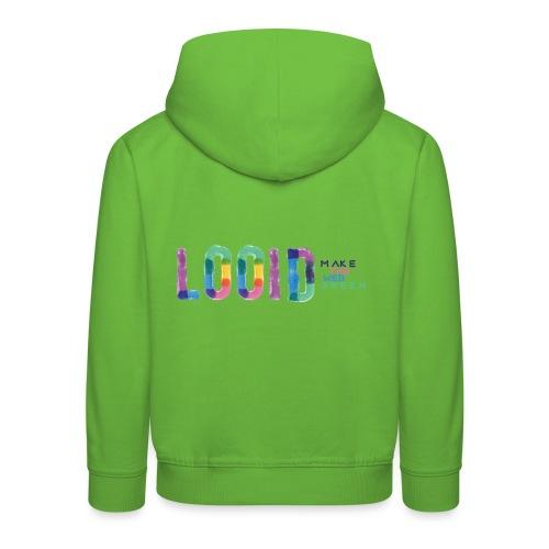 looid - Kinder Premium Hoodie
