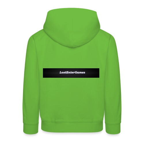 The Lost Merch - Kids' Premium Hoodie