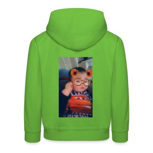 01C192DB 2C05 4A33 9FFA CD0AF1732B8D - Kids' Premium Hoodie