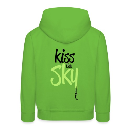 Kiss the Sky - Kinder Premium Hoodie