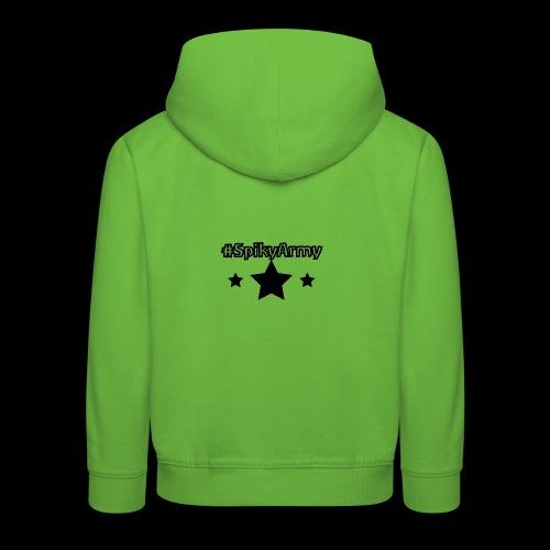#SpikyArmy - Kinder Premium Hoodie