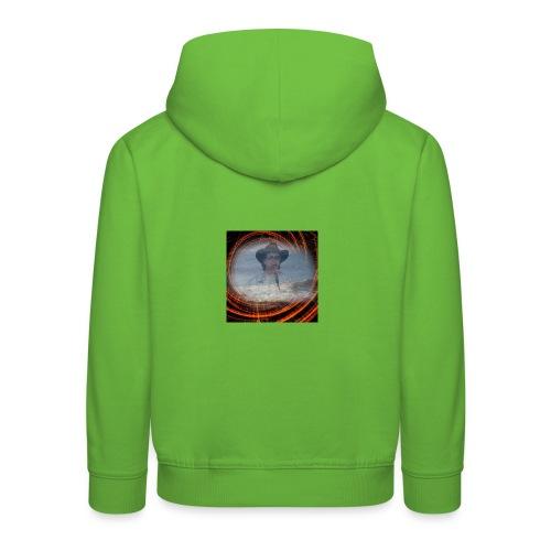 Mario Berlin - Kinder Premium Hoodie