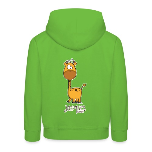 JACQUES Giraff - Kinder Premium Hoodie