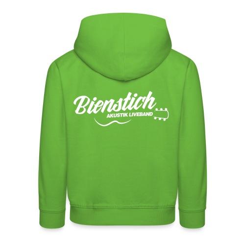 Bienstich Akustik Liveband - Kinder Premium Hoodie