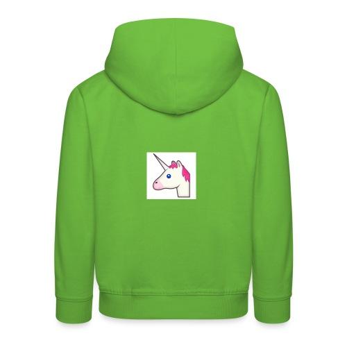 IMG 0186 - Pull à capuche Premium Enfant