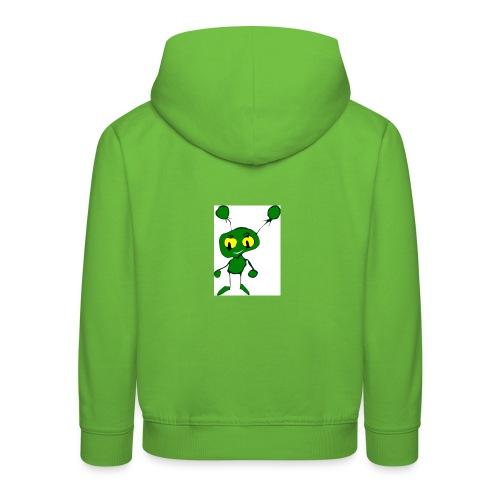 coco - Sudadera con capucha premium niño