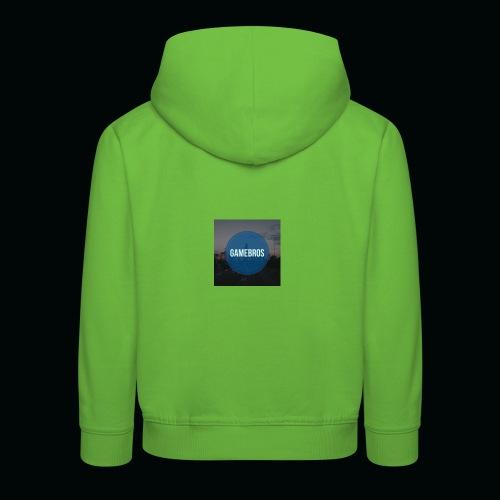 Game bros T-shirt - Kinder Premium Hoodie