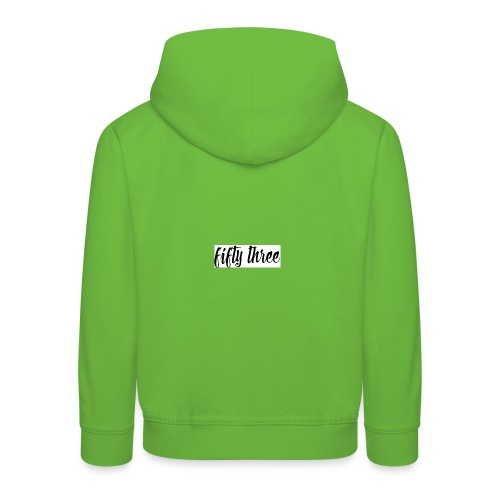 FIFTY THREE CLOTHING - Kids' Premium Hoodie
