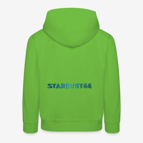 Stardust44 Intro Design - Kinder Premium Hoodie
