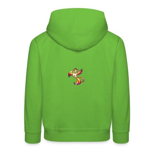 IMG_3488BabyPhoenix - Felpa con cappuccio Premium per bambini