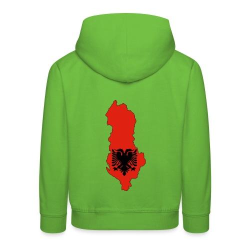 Albania - Pull à capuche Premium Enfant