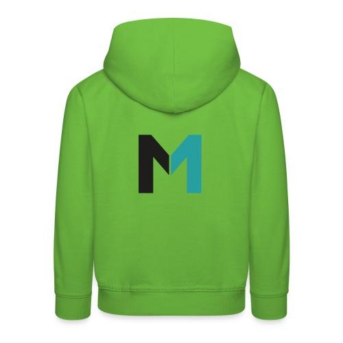 Logo M - Kinder Premium Hoodie