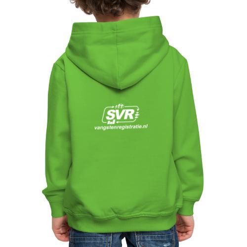 SVR webshop - Kinderen trui Premium met capuchon