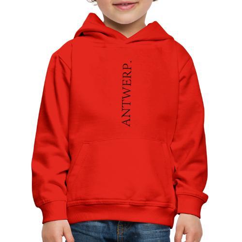 ANVERS - Pull à capuche Premium Enfant