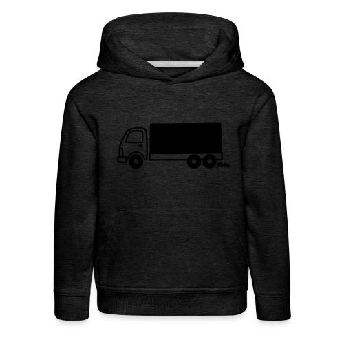 LKW lang - Kinder Premium Hoodie