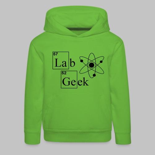 Lab Geek Atom - Kids' Premium Hoodie
