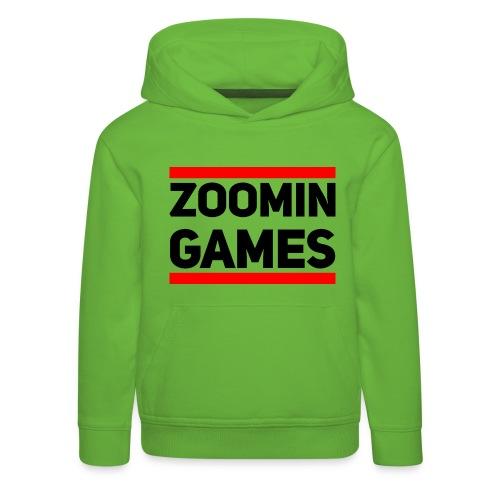 9815 2CRUN ZG - Kids' Premium Hoodie