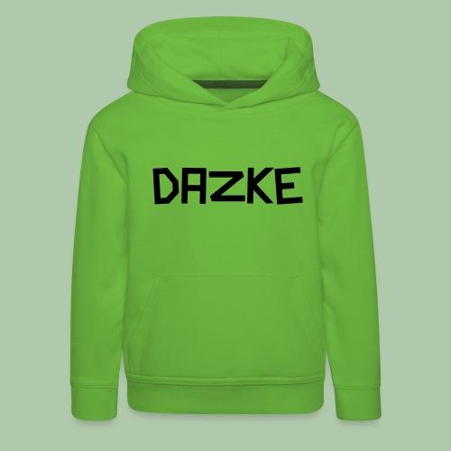 dazke_bunt - Kinder Premium Hoodie