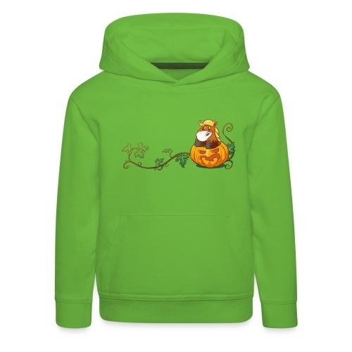 Pumpkin Pony - Kinder Premium Hoodie