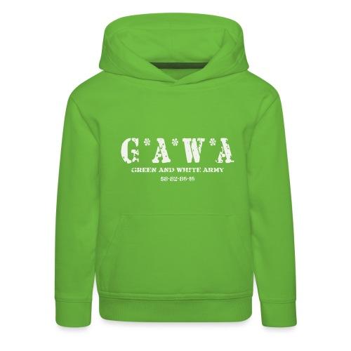 Northern Irelans GAWA bag - Kids' Premium Hoodie