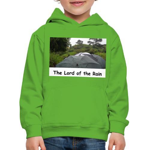The Lord of the Rain - Neuseeland - Regenschirme - Kinder Premium Hoodie