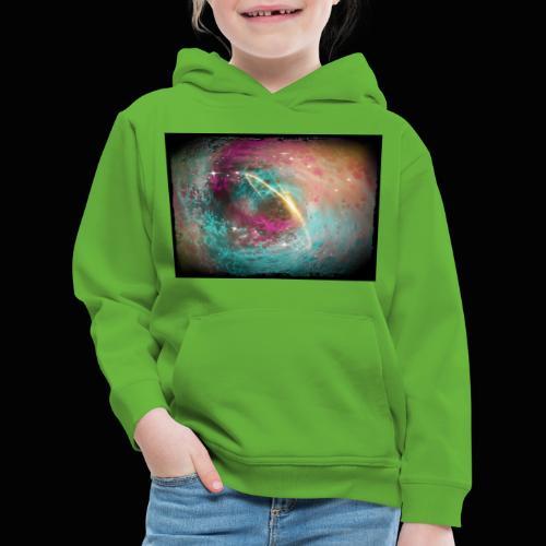 universo - Sudadera con capucha premium niño