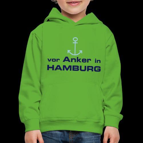 Vor Anker in Hamburg - Kinder Premium Hoodie