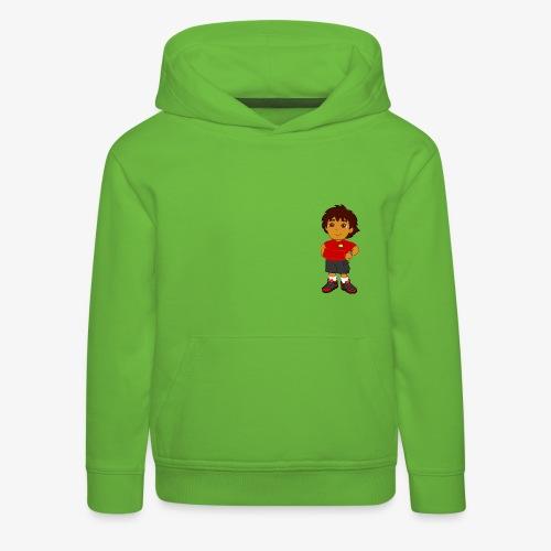 Diego - Kids' Premium Hoodie