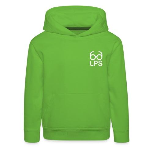LOGO-LPS-01-signature - Pull à capuche Premium Enfant