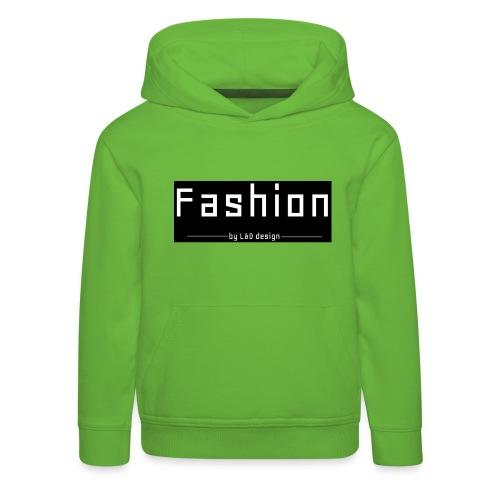 fashion kombo - Kinderen trui Premium met capuchon