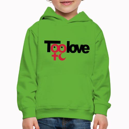 toolove cm - Felpa con cappuccio Premium per bambini