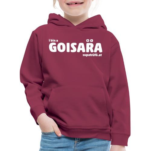 supatrüfö GOISARA - Kinder Premium Hoodie