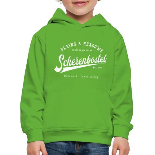 Scherenbostel Retrologo - Kinder Premium Hoodie
