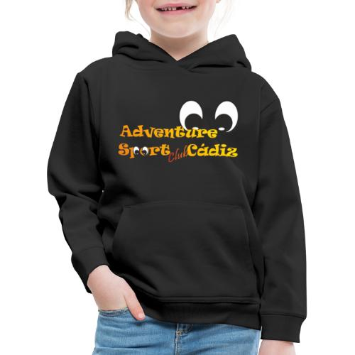 ADVENTURE SPORT CLUB CÁDIZ - Sudadera con capucha premium niño