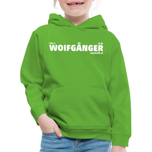 SUPATRÜFÖ WOIFGANGER - Kinder Premium Hoodie