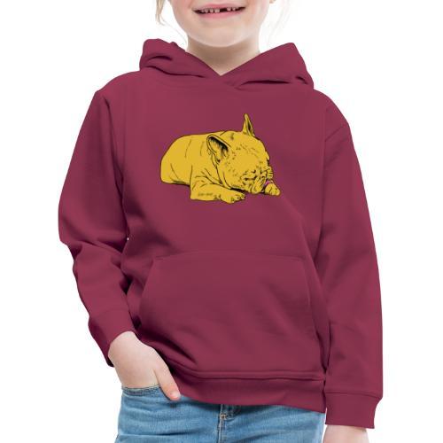 Moofie! - Premium Barne-hettegenser