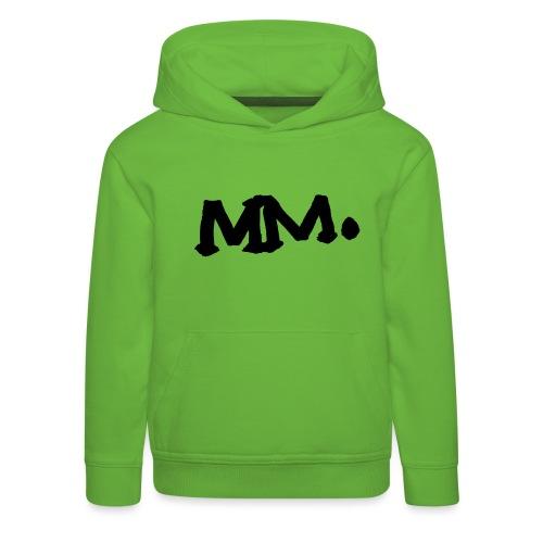 mm-raeuber - Kinder Premium Hoodie