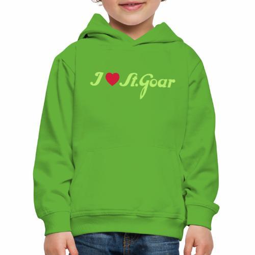 I Love St. Goar - Kinder Premium Hoodie