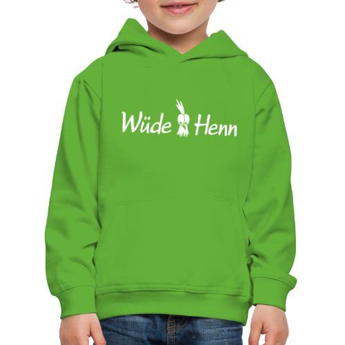 Wüde Henn - Kinder Premium Hoodie