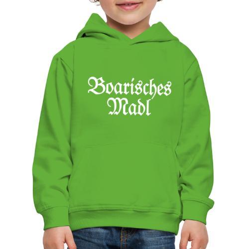 Boarisches Madl - Ein Mädel aus Bayern - Kinder Premium Hoodie