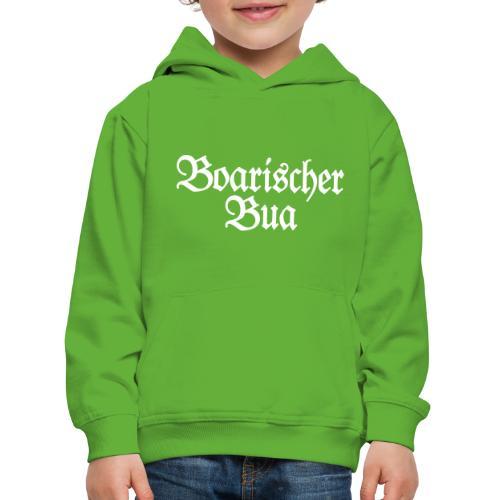 Boarischer Bua - Ein Junge aus Bayern - Kinder Premium Hoodie