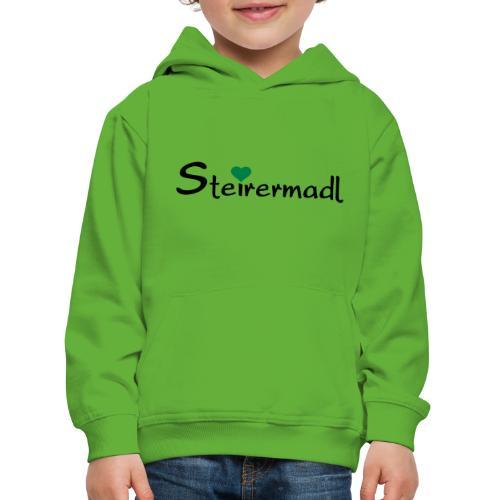 Steirermadl - Kinder Premium Hoodie