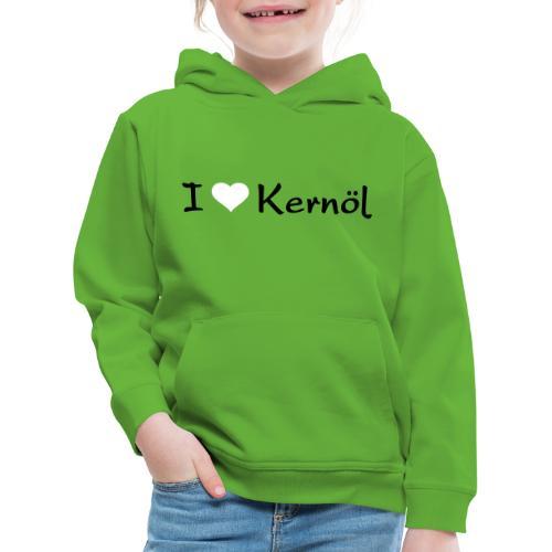 I mog Kernöl - Kinder Premium Hoodie