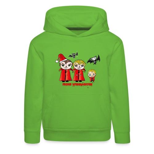 Frohe Weihnachten - Kinder Premium Hoodie
