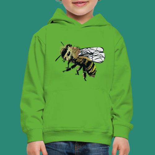 Wespe - Kinder Premium Hoodie
