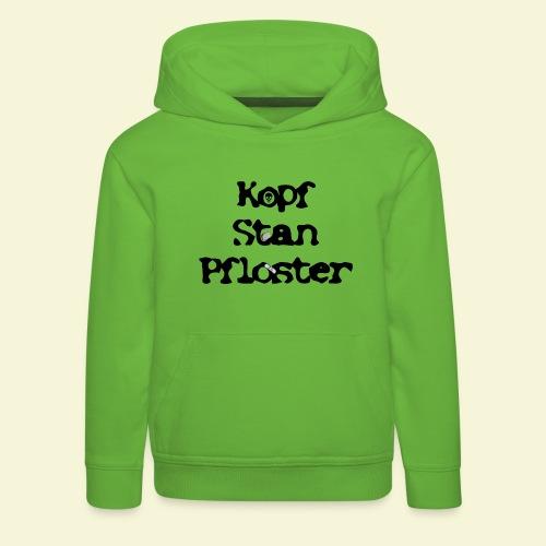 KSP Schrift - Kinder Premium Hoodie