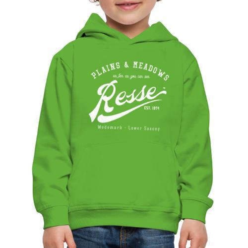Resse Retrologo - Kinder Premium Hoodie