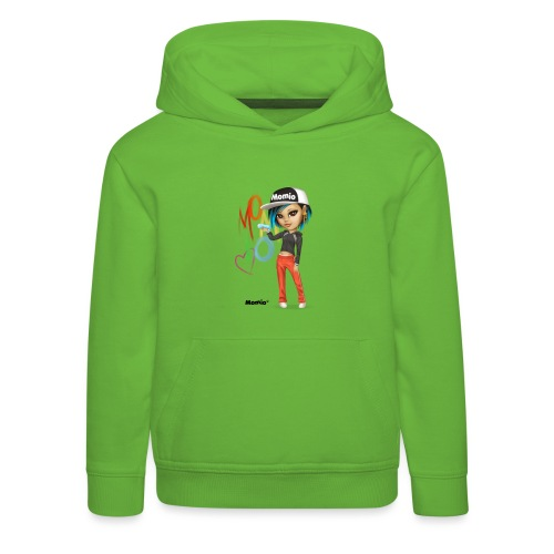 Maya - von Momio Designer Cat9999 - Kinder Premium Hoodie