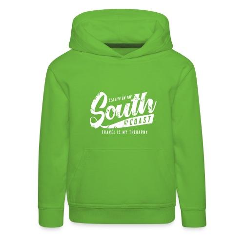 South Coast Sea surf clothes and gifts GP1305A - Lasten premium huppari