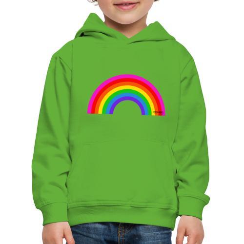 Rainbow - Lasten premium huppari